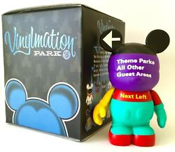Disney Vinylmation 3 Park 6 Wdw Road Sign Theme Parks All Other Guest Variant