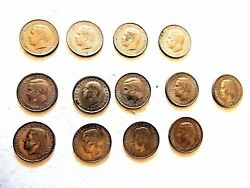 1964 - 1970 Greek Fifty 50 Lepta Coin One Coin Per Purchase