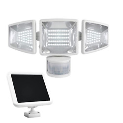 Sunforce Products Inc Solar Triple Head Motion Activated Light