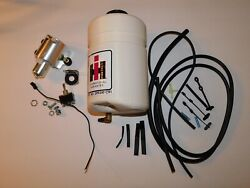 International Harvester Scout 80 And 800 New Washer Bottle Comprehensive Kit White
