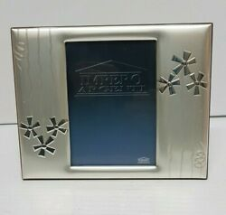 Frame Photo Frame Silver 10x15 Inside Ditta Empire Made In Italy New