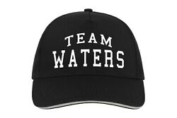 Team Waters Baseball Hat Cap Gift Present Surname Family Name Birthday Cool