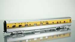 Walthers P-s 4-4-2 Sleeper Denver And Rio Grande Dandrgw Ho Scale