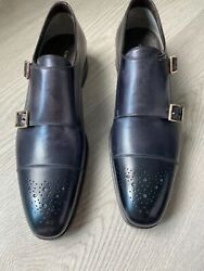 Tom Ford Double Monk Strap Shoe