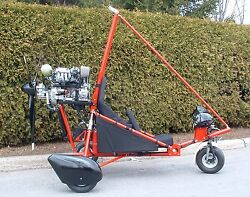 Eagle Trike Chassis Plans Experimental Or Ultralight Aircraft