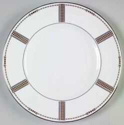 Waterford China Basque 9 Accent Salad Plate - Discontinued