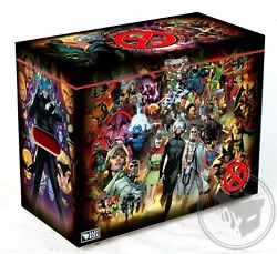 House Of X - Large Comic Book Hard Storage Box Chest Mdf