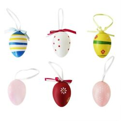 Hanging Easter Egg Holiday DIY Decorations Party Suppliues Easter Decoration
