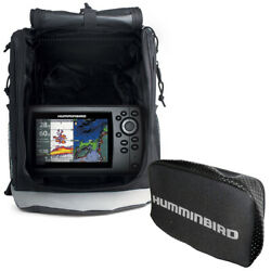 Humminbird 410260-1cover Helix 5 Chirp Gps G2 Portable Combo W/free Cover