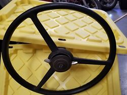 Vintage Antique Steering Wheel Buick 1930and039s Believed Off Of 1933 56 Sport Couple
