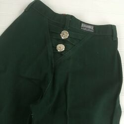 Roughrider By Circle T Vintage Western Jeans 25.5 Waist Size 7/8 34 Long New