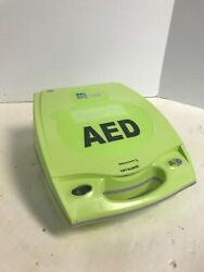 Zoll Aed Plus 1 Yr Warranty New Pads And Batteries
