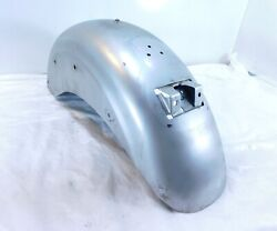 00 2000 01 2001 02 2002 And 03 2003 Indian Gilroy Scout Silver Rear Wheel Fender