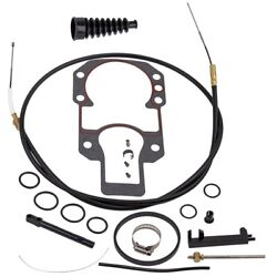 1x Shifter Cable Kit For Mercruiser R Mr Alpha One Gen I And Gen Ii 865436a03