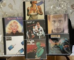 Sumeria Vincent Montana Jr Meco Thp 2 C.j. And Co Madleen Kane Love De-luxe 7 Cds