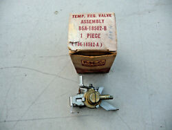 Lincoln Mark Ll 1956 1957 Original Ford New Old Stock Heater Control Valve