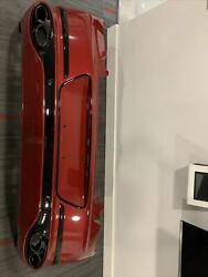2021 Bentley Continental Gt Gtc By634 Rear Bumper Cover 3sd807511 Oem Complete