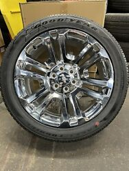 22 Oem Chrome Wheel-tire Package Free Shipping