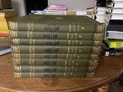 Character Sketches By E. C. Brewer 1896-1992 8 Volumes 1-8 Hardcover Rare