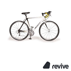 Scott Addict R3 Carbon 2009 Road Bike White Fh L 22in Bicycle