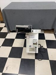 Oliver 704n Bun/begle Slicer Ajustable Stanless Comercial Electric Free Shipping