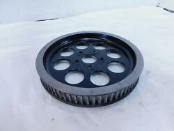Harley Davidson Touring Electra Glide And Road King Rear Wheel Belt Drive Pulley