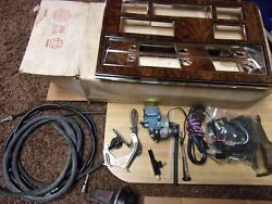 Nos 1979 Oldsmobile 88 And 98 Accessory Cruise Control Kit 996455
