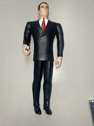 Vintage Dick Tracy 15andrdquo Action Figure Playmates Toys Disney Rare 1990andrsquos