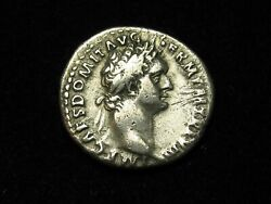 New Inventory Sale Beautiful Collectible 90 Silver Roman Coin 55p