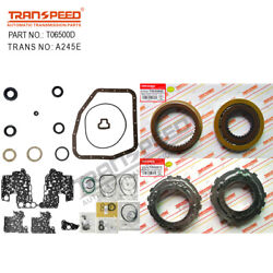 A245e Auto Transmission Master Kit Overhaul Fit For Toyota Transpeed T06500d