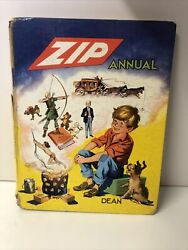 Zip Annual 1958 By Dean And Sons Ltd