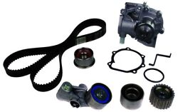 Engine Timing Belt Kit With Water Pump-eng Code Ej253 Aisin Tkf-010