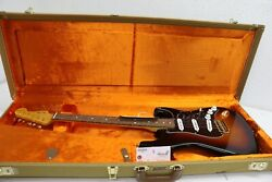 Fender Stevie Ray Vaughan Stratocaster 6 String Electric Guitar Us18012761