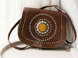 Vintage Women Leather Bags $50.00