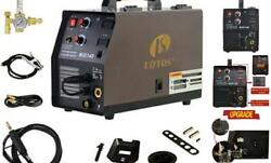 Mig140 140 Amp Mig Wire Welder, Flux Core And Aluminum Gas Shielded Welding