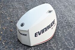 200hp Evinrude Cowling Assembly And Lower Side Covers