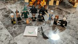 Lego Harry Potter Hogwarts Castle 4842 Used W/ Minifigs No Box Missing 1 Piece