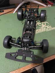 Custom Built No Prep Dr10 Undercover Rc Chassis R1 Drag Slash Proline Associated