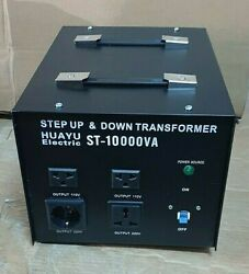 Transformer Of Current Toroidal High Power 10000w 220v To 110 And Vice Versa