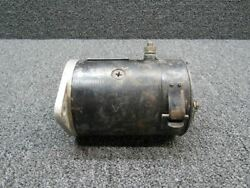 1108249 Continental Io-346-a Aerotech / Delco-remy Starter Assembly Volts 12