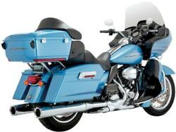 Vance And Hines 16455 4 1/2in. Hi-output Slip-on - Chrome