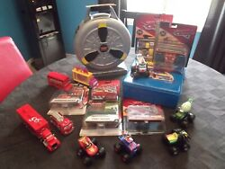 Disney Pixar Cars And Planes Die-cast Lot Over 80 Different Rare 155 Scale L@@k