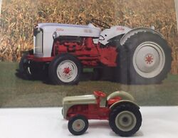 Ford - Red Belly Ford 8n Toy Tractor By Ertl