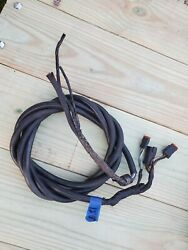 1996 And Up 12and039 8 Wire Harness Remote Control Evinrude Johnson Outboard Motor