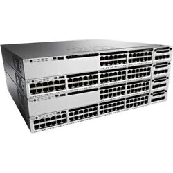 Cisco Ws-c3850-48p-e Catalyst Ws-c3850-48p-e Ethernet Switch