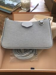 Brand New Authentic Louis Vuitton Easy Pouch On Strap Rare Sold Out. Pochette