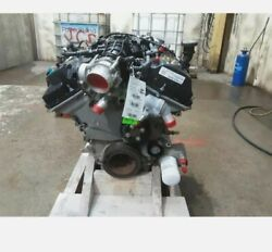 2015 2016 2017 Ford Expedition F150 Motor 3.5l Vin T 8th Digit Engine Motor