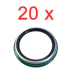 Classic Wheel Seal Replaces Skf 47697 Stemco 393-0173 Meritor Mer0273 Pack Of 20