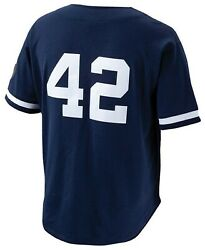 Mitchell And Ness Yankees 1999 Mariano Rivera Authentic Batting Practice Bp Jersey