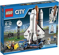 Lego 60080 - City - Spaceport - Nisb - Retired - Free Shipping Us